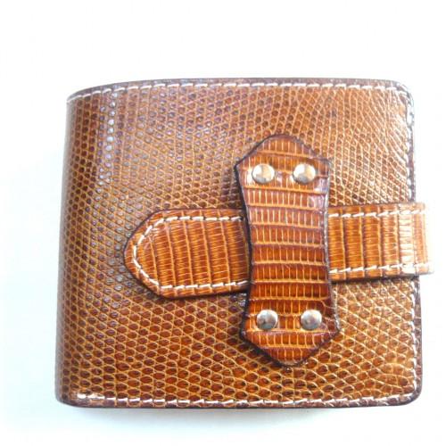 折財布(リザード)